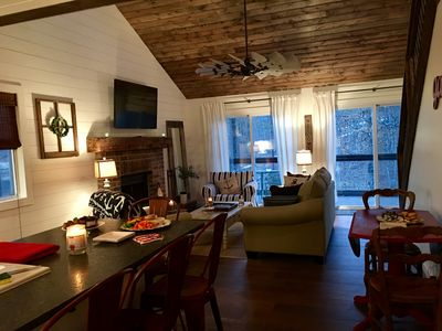 "Photo for OAR HOUSE as ""Featured on HGTV's Lake Front Bargain Hunt Renovation""!"