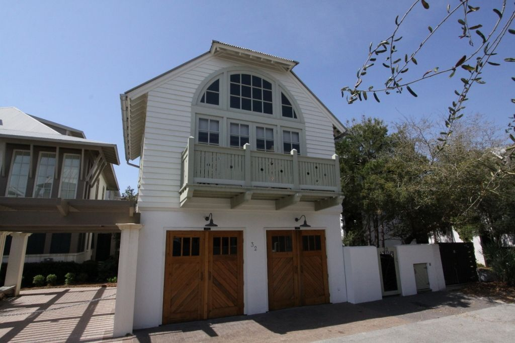 Benoit Carriage House Rosemary Beach South Of 30a Gulf View Great Location