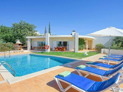 Photo for Villa Jacinto- Spacious modern comfort Villa including WI-FI, private pool & A/C