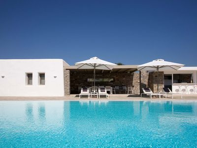 Photo for KTIMA ELEGANT EXCLUSIVE VILLA PAROS - Five Bedroom Villa, Sleeps 10
