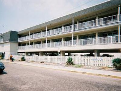 Photo for Right at the Beach & Boardwalk ramp with Heated Pool & Hot Tub in Ocean City