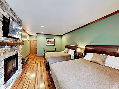 Bedroom - Welcome to Park City! This unit is professionally managed by TurnKey Vacation Rentals.