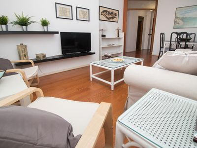 Photo for Apartment in the center of Málaga with Internet, Air conditioning, Lift (748827)