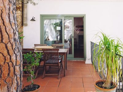 Photo for Tamariu 2 - Duplex with garden in Tamariu Center + free wifi!