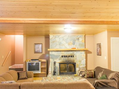 Photo for Snuggle up by the Fire in this Comfortable Suite - 1100 Square Feet in Size !!!