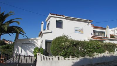 Photo for Ericeira, T0 in independent villa with garden and barbecue otimo, up to 4 pax