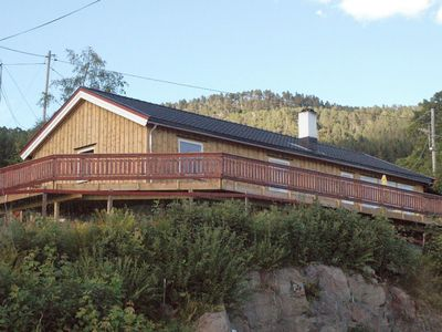 Photo for 4 person holiday home in VÅGLAND
