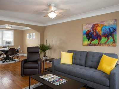 Photo for 1BR Apartment Vacation Rental in West Seneca, New York