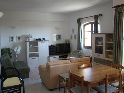 Photo for Apartment, condominium with swimming pool, with sweeping views over Tavira and the Ria Formosa