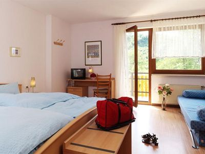 "Photo for Double room shower / WC - Pension ""Zur Mühle"""