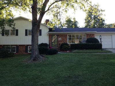 Photo for Peaceful, Spacious Home In Quiet Neighborhood, 2 Miles From Furiture Market