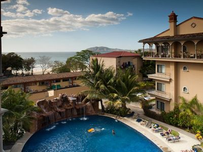 Photo for 2 BR Ocean View Condo in the heart of Tamarindo! (SR 11)