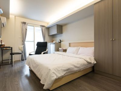 Photo for Convenient Apartment near Zhong Shan Station 46B