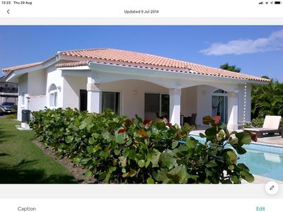 Photo for Golf Villa with private pool