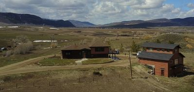 Photo for Newer Home On 11 Acres 4 Miles From Steamboat Springs