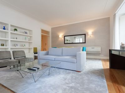 Photo for Apartment in the center of Lisbon with Internet, Air conditioning, Lift (719957)