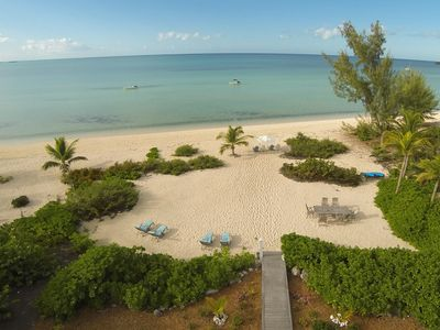 Photo for WhymmsVillas.com - Luxury Beachfront - with Boat - MARCH-APRIL 2019 SPECIALS