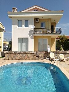 Photo for Spacious 2  Bedroomed Apartment overlooking the Swimming Pool