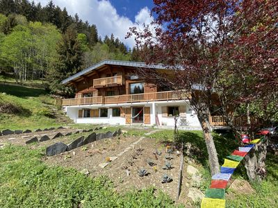 Photo for NEW - CHALET MOUNTAIN VIBES - 10 people - Chamonix Valley