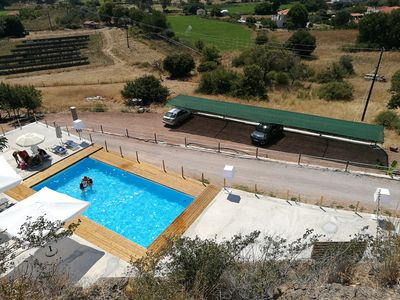 Photo for Troyan Hill Mais, Garden, Panoramic View & Pool for 2 to 5 adults