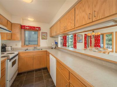 Photo for A cozy first floor, 2 bedroom condominium in Teton Village