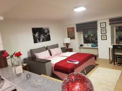 Photo for Comfortable holiday apartment Saarbrücken City