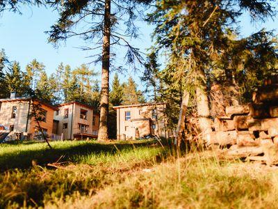 Photo for FELIZITAS Forest Chalet UNO