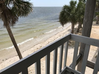 Photo for Shell Point Beach Town Home. Beautiful Waterfront Townhome. Includes Wi-Fi
