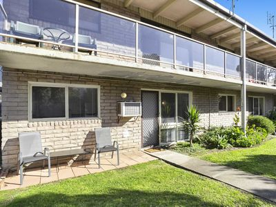 Photo for Beachside Getaway a smart well fitted out 2 bedroom unit close to the beach.