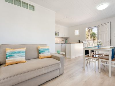 Photo for Dreamlike Apartment with Pool, Terrace & Wi-Fi