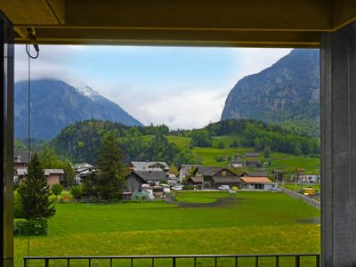 Photo for 1BR Apartment Vacation Rental in Meiringen