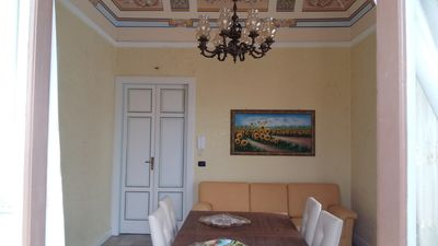 Photo for Apartment ideal for groups in the center of the country 200 meters from the sea