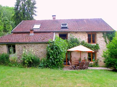 Photo for Pickwicks Cottage in the heart of Burgundy