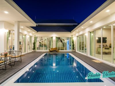 Photo for Huahin Pool villa by huahin vacation