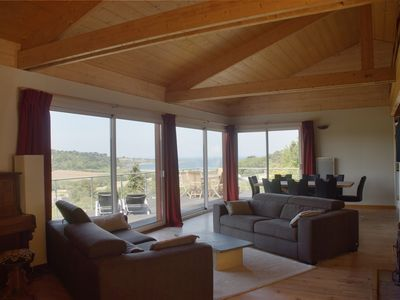 Photo for Luxurious house with spectacular sea-view! Contact us for offers and more info.