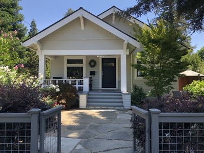 Photo for Charming Furnished Willow Glen Bungalow