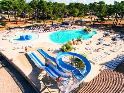 Photo for Camping Atlantic Club Montalivet - 3 bedrooms (6 to 10 years)