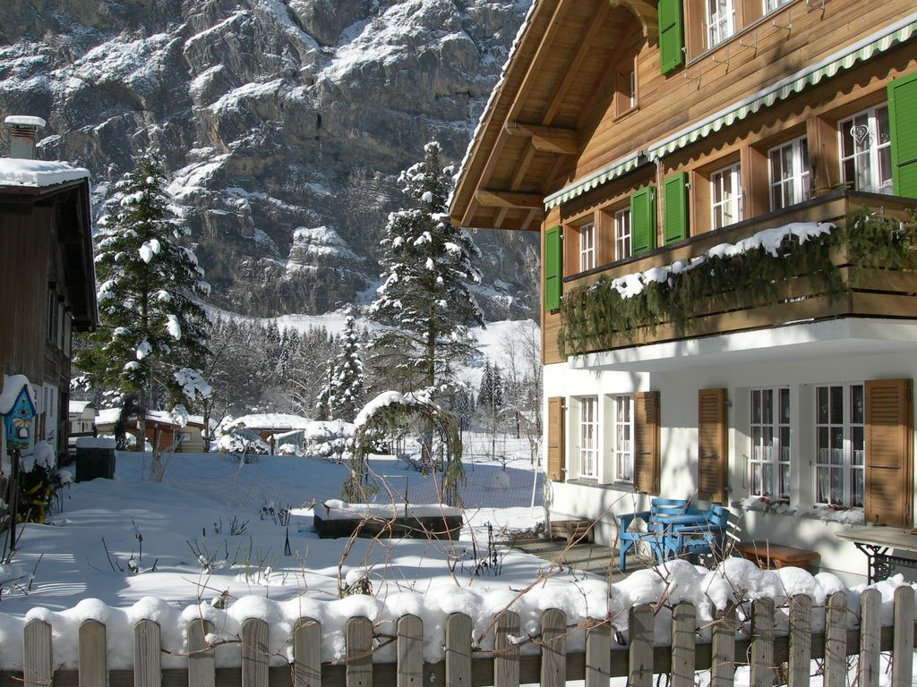 two apartments in the mountainous valley homeaway lauterbrunnen