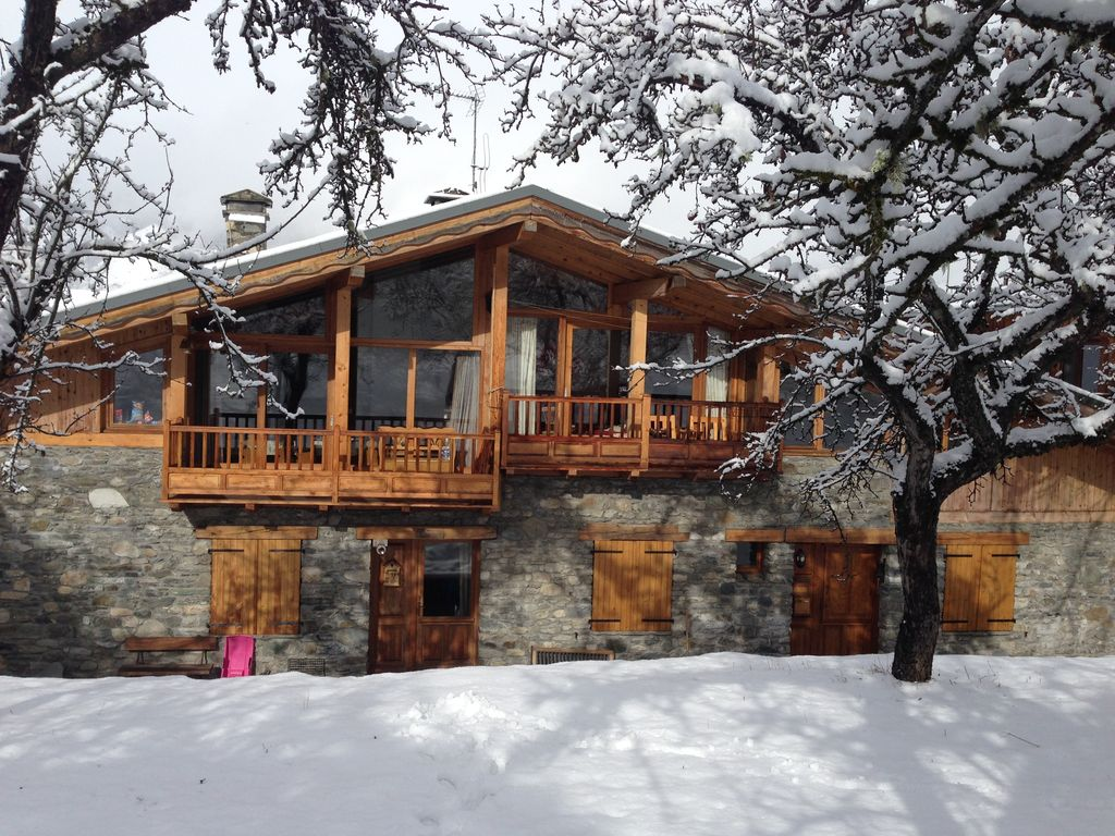 location chalet alpes arcs
