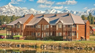 Photo for Breathtaking Pagosa Resort in the mountains!