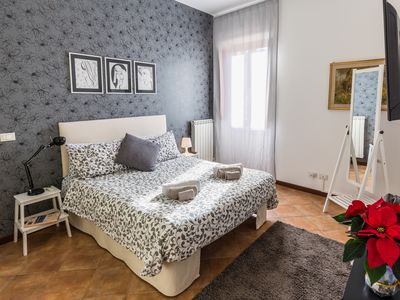 Photo for Sant'Angelo Design & Art Apt 100m from Piazza Venezia / jewish and trastevere area