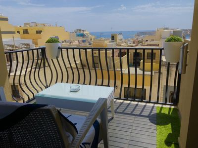 Photo for 1a. Sea View 2 Bed Apartment close to Beach!