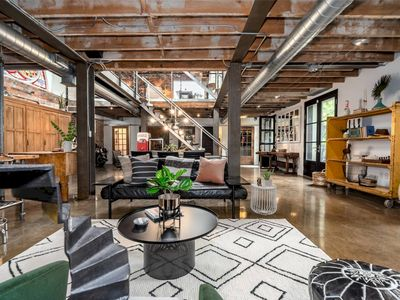 Photo for Stunning Industrial Loft in Leslieville