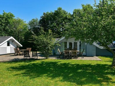 Photo for Attractive Holiday House With Terrace in Jutland Denmark
