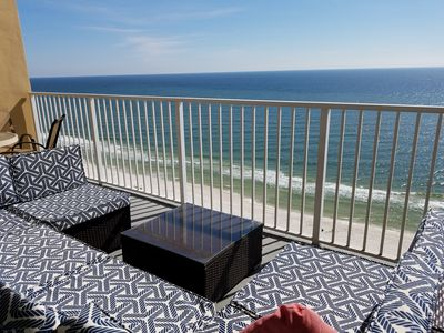 Photo for Updated Seawinds Condo on Beach w/Ocean View Excellant Location