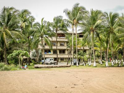 Photo for 14 Bedroom-VIP- Bachelor Party Compound - Direct Ocean Front - Center of Jaco