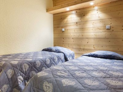 Photo for Cosy 2 room 5 bed self-catering apartment : 4 Sapins