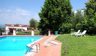 """Photo for """"Il Gelsomino"""" is an apartment located inside Villa Noialtri (one of our other properties).  The vil"""