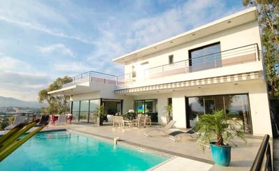 Photo for 5 bedroom accommodation in Cannes