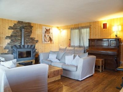 Photo for Chalet Pra-Loup, 6 bedrooms, 14 persons